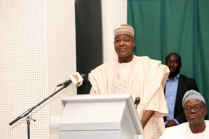 "Yakubu Dogara ""Only Strong Institutions Can Fight Corruption"" In His Remark On Corruption"