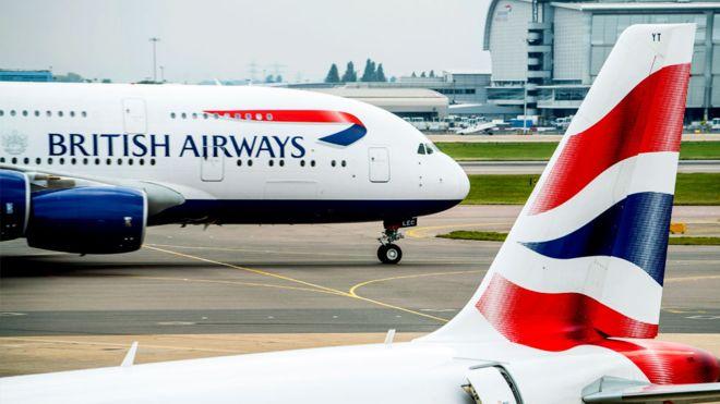 British Airways , Spring Summer