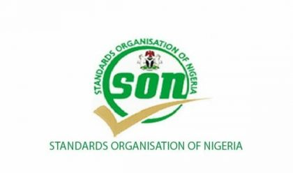 The Standard Organisation Of Nigeria (son) Has Assured The Nation Of Its Preparedness To Support The Manufacturing Of Essential Materials To Combat Covid 19, Adopting Relevant International Standards