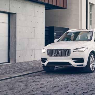 To νέο Volvo XC90