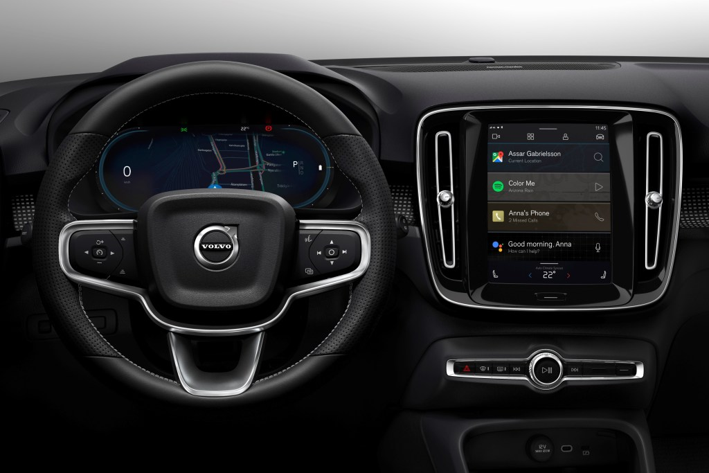 Android XC40 Suv