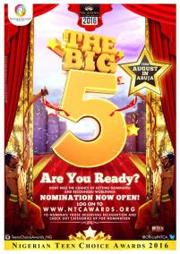 The-Big-5-Nomination