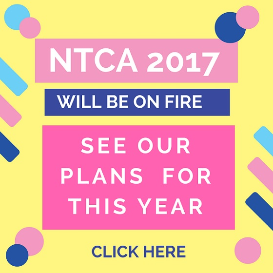 NTCA 2017 is by the corner, here's what we planned