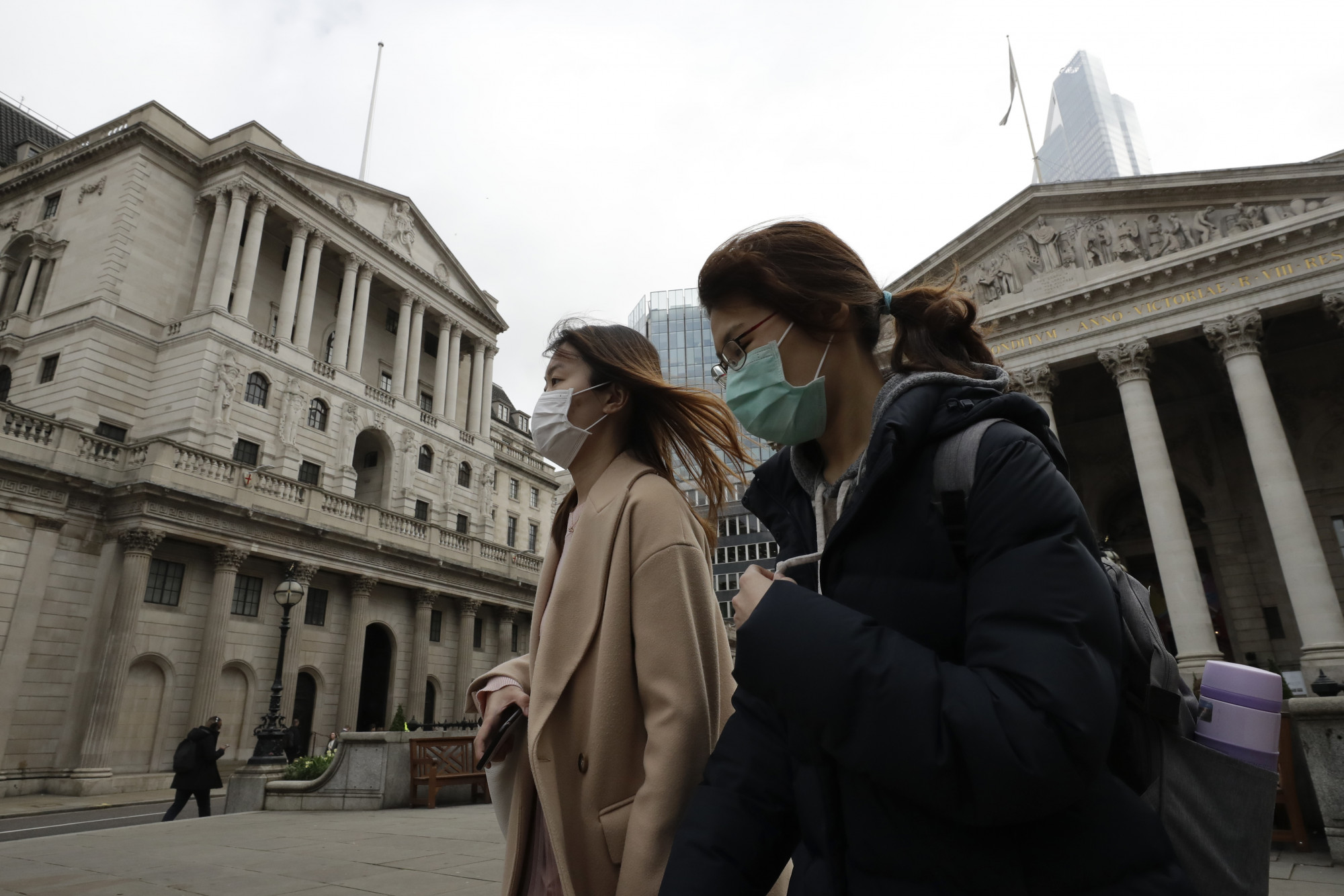 Bank of England Cuts Key Interest Rate in Response to Virus