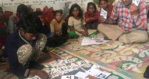 Life of Muslim girls hailing from the hill pundit krishan chand pant at khora gaziabad