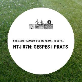 NTJ 07N Gespes i prats