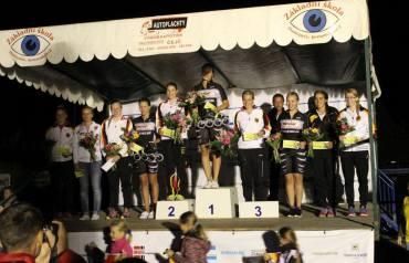 Niemieckie podium kobiet