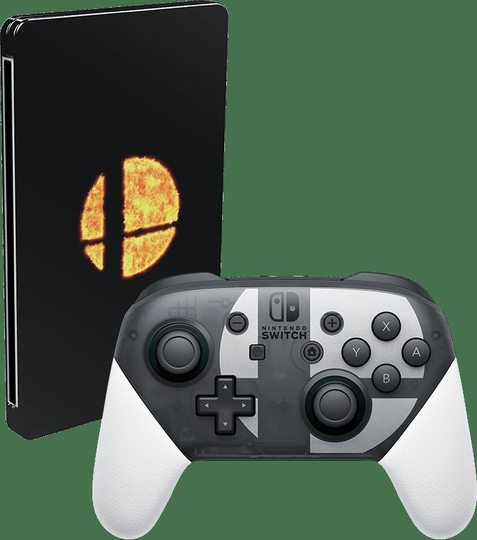 Super Smash Bros Ultimate Erhlt Eigenen Nintendo Switch