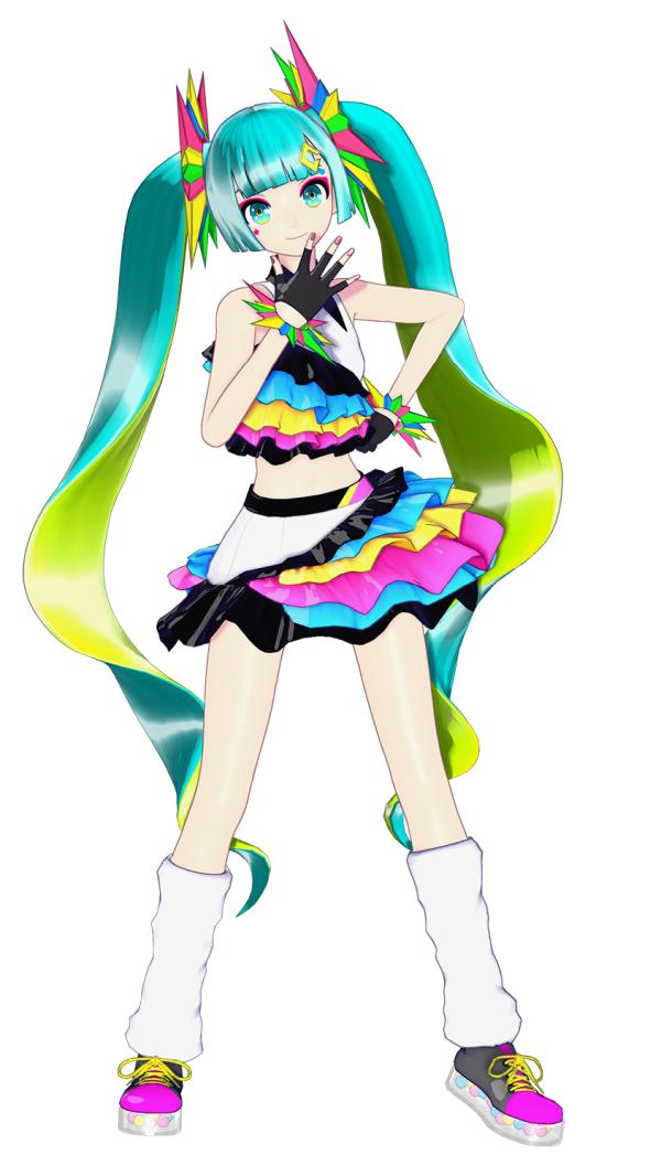 Songliste Komplett Die Letzten Beiden Lieder In Hatsune Miku Project Diva Megamix Enthullt Ntower Dein Nintendo Onlinemagazin
