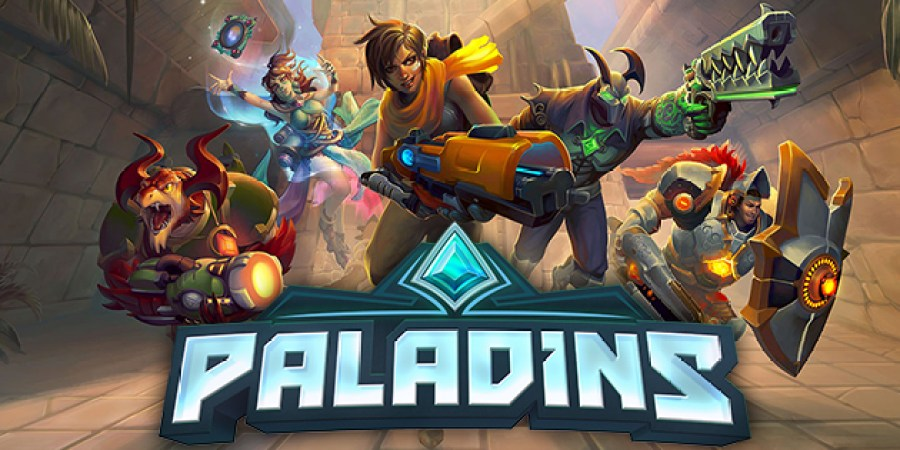 Review] Paladins – Founder's Pack (Nintendo Switch