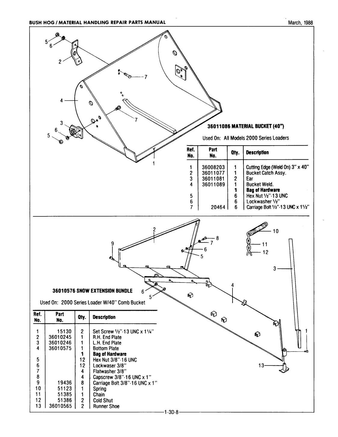 Freeman Loader Manual