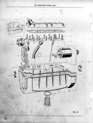 Ford Tractor Holley Carburetor Diagram, Ford, Free Engine
