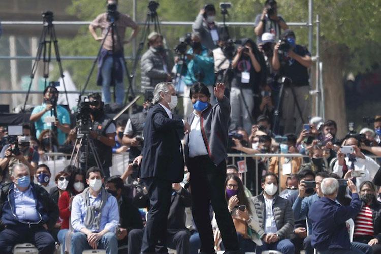 Evo Morales regresa a Bolivia | NTR Guadalajara