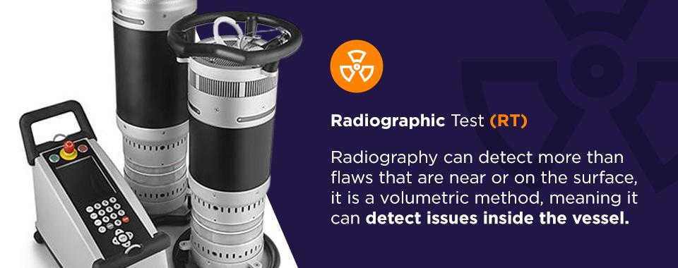 radiographic test