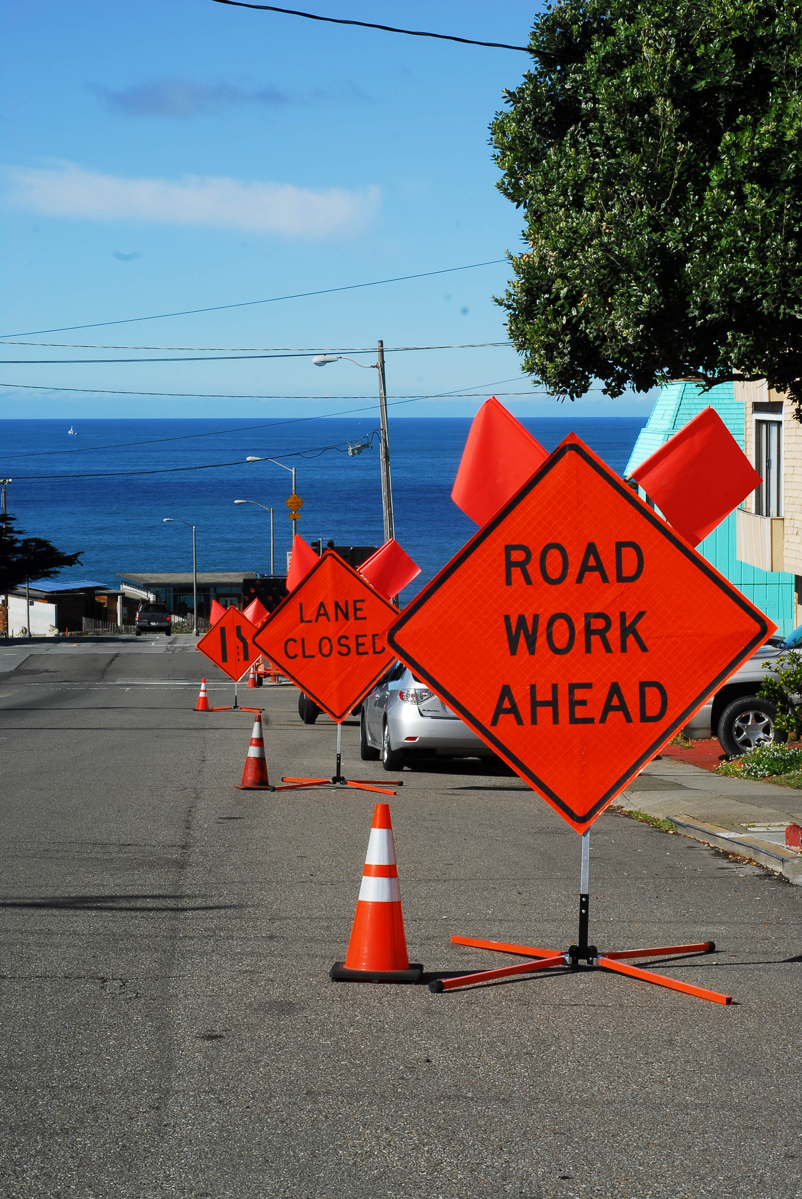 Construction Amp Traffic Signs