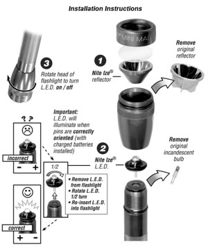 [DIAGRAM] Mini Maglite Parts Diagram FULL Version HD