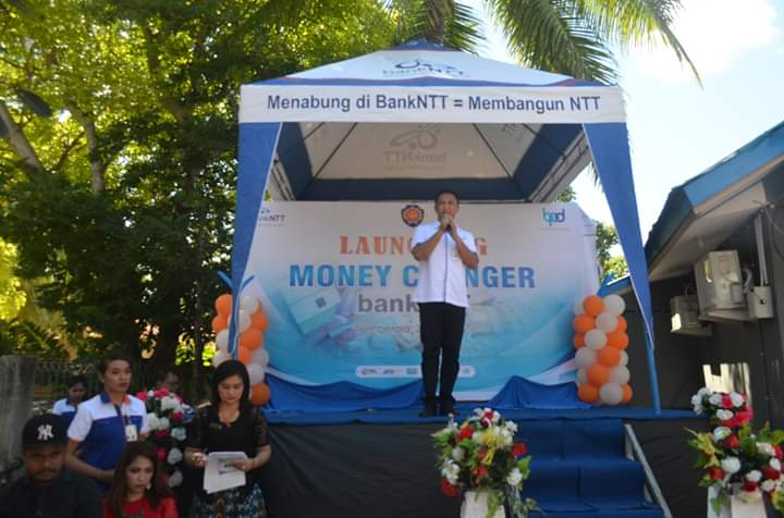 Bank NTT Buka Money Changer di 3 Wilayah Destinasi Unggulan