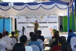 Hadiri Peluncuran Website Pasar BRI, Wawali Nilai sebagai Dukungan Kupang Smart City