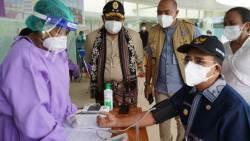 Kota Kupang Susul Pemprov NTT Canangkan Vaksin Tahap I