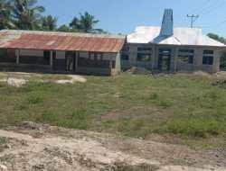 Warga Homba Rande Minta Aparat Periksa Proyek Pembangunan Kantor Desa