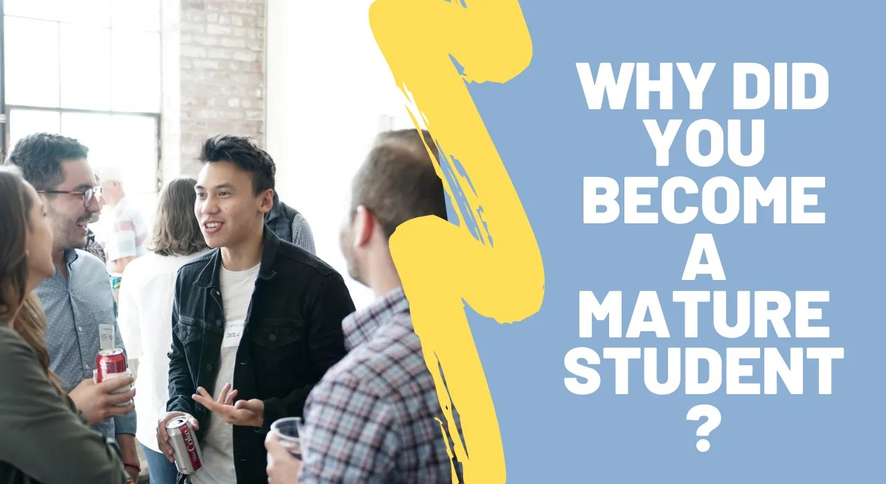 Is It Good To Be A Mature Student? – Video
