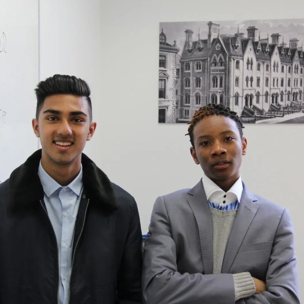 Haidar and Tinashe: Our work experience at NTU