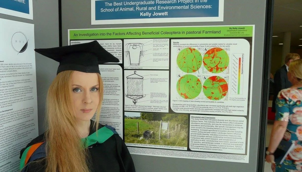 How my time at NTU prepared me for my career as a researcher