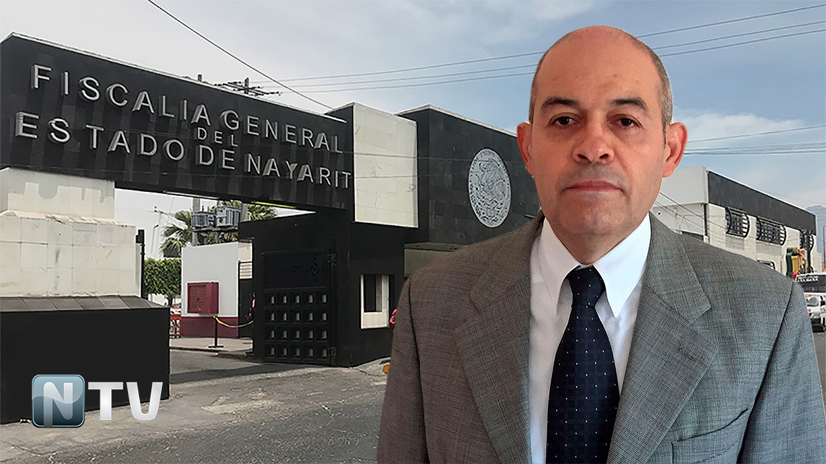 Petronilo Díaz-Ponce Medrano nuevo Fiscal de Nayarit