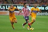 Chivas vs Tigres.