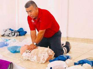 San Blas capacita a empleados de Ayuntamiento