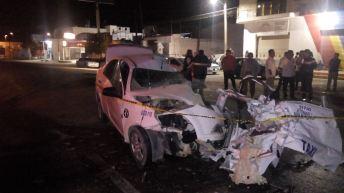 Muere taxista de 23 años tras accidente en La Peñita de Jaltemba