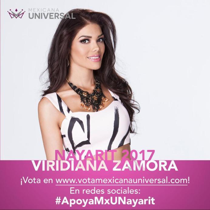 Apoya a Viridiana Zamora