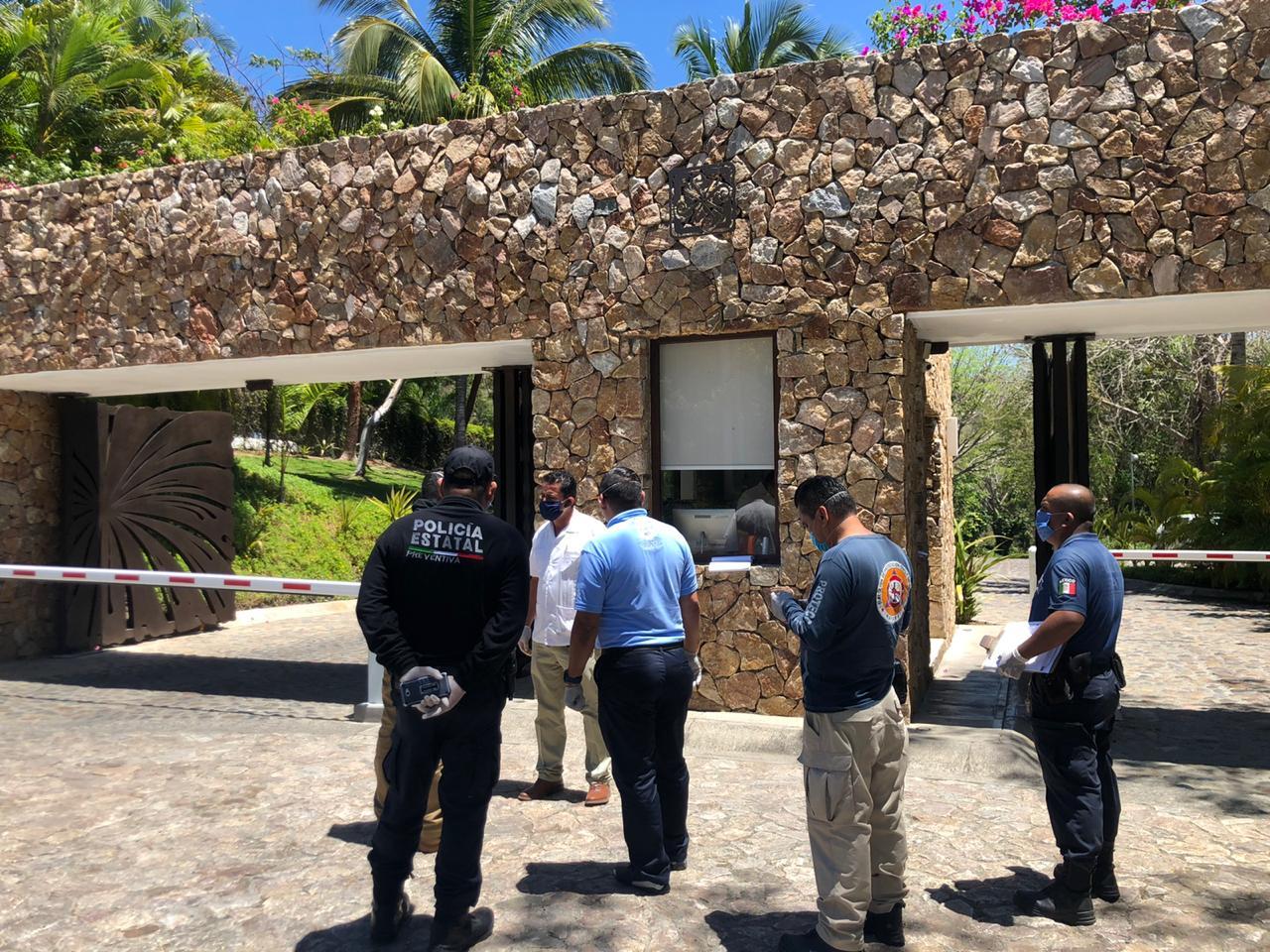 Implementan operativo en Los Veneros, donde están dos mujeres de Jalisco con COVID-19