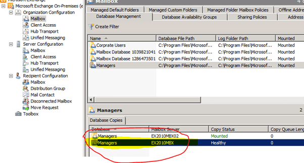 Question: How To Monitor Exchange 2010 DAG (6/6)