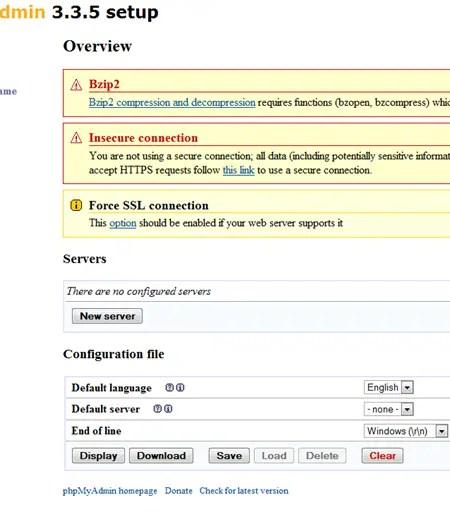 Question:How To Setup phpMyAdmin - Cloud and DevOps Blog