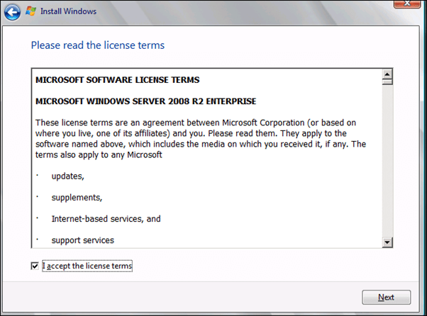 Question:How To Upgrade Windows Server 2008 Standard Edition To Enterprise Edition Step By Step (5/6)