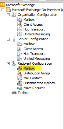 Question:How To Delete A User Mailbox Only In Exchange Server 2010 (1/6)