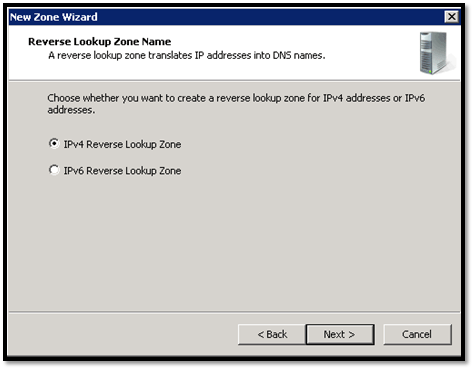 Question: How To Create A Reverse DNS zone On Windows Server