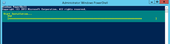 Install Windows Server 2012 DFS Using PowerShell - Cloud and DevOps Blog