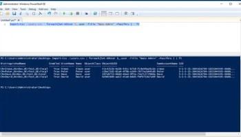 Change User UPN Address Using PowerShell For Single Or Multiple