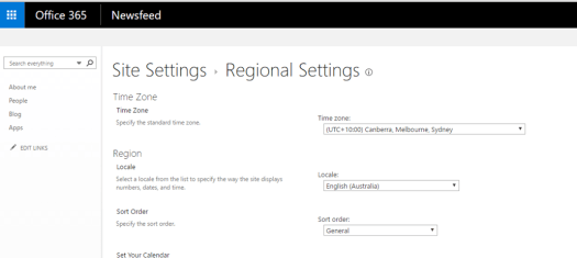 onedrive.com excel online how to change universal format