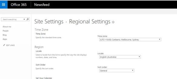 Change Date Format Office 365 Excel Online - Cloud and DevOps Blog