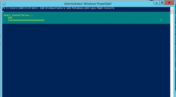 Install Exchange Server 2016 RU2 Management Tools On Windows