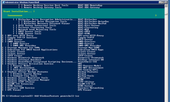 Install PowerShell ISE Using PowerShell - Cloud and DevOps Blog