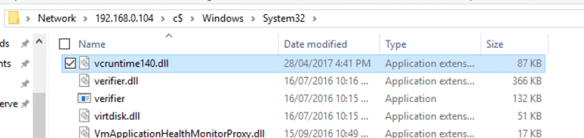How To Install PHP on Windows Nano Server 2016 - Cloud and