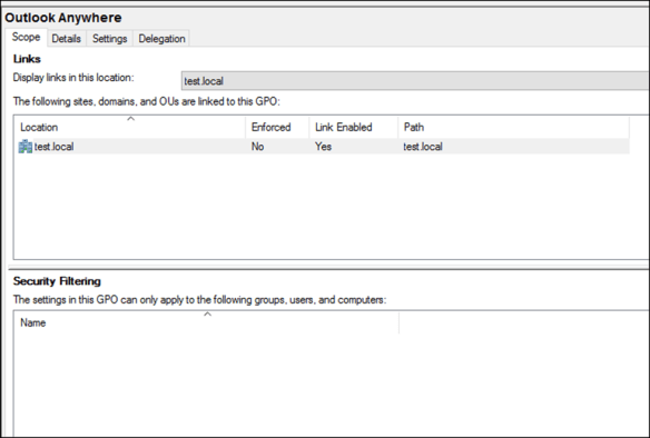 Add Multiple Users To Group Policy Filtering Using