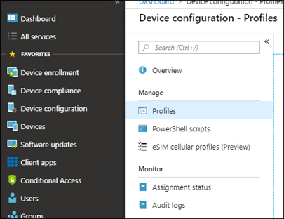 Manage OneDrive With Intune Administrative Templates - Cloud