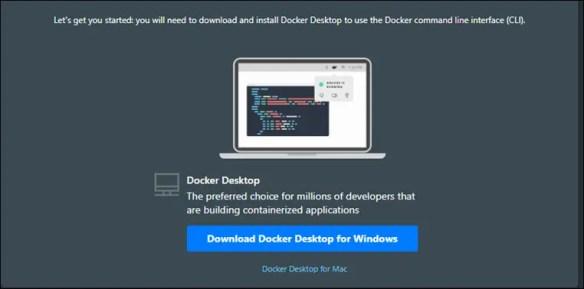 Kubernetes is starting Message on Docker Desktop for Windows