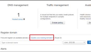 Create an AWS Route 53 Hosted Zone for Existing Domain - Cloud and