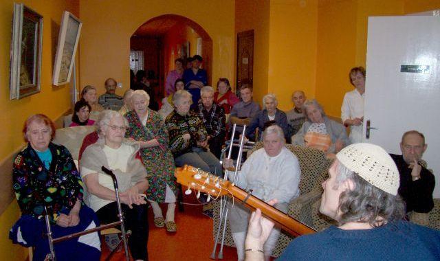 Flamenco Irlavas slimnīcā